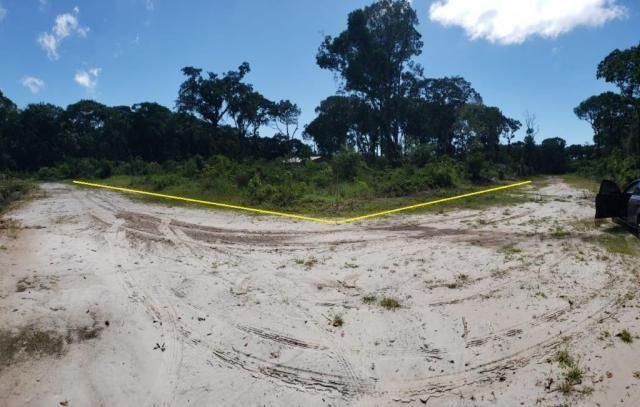 Terreno à venda, 360 m² por r$ 6.000 - mariluz - itapoá/sc