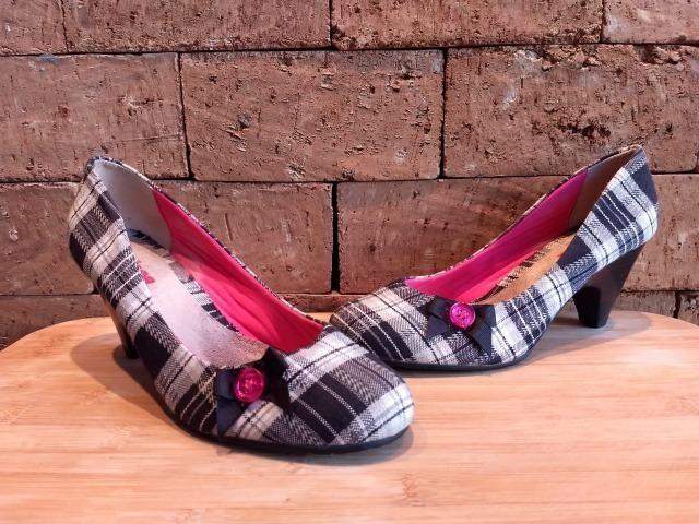 Sapato Feminino Nr. 38 - Moleca