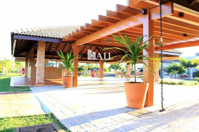 Loteamento/condomínio à venda em Residencial eco village, São josé do rio preto cod:5414