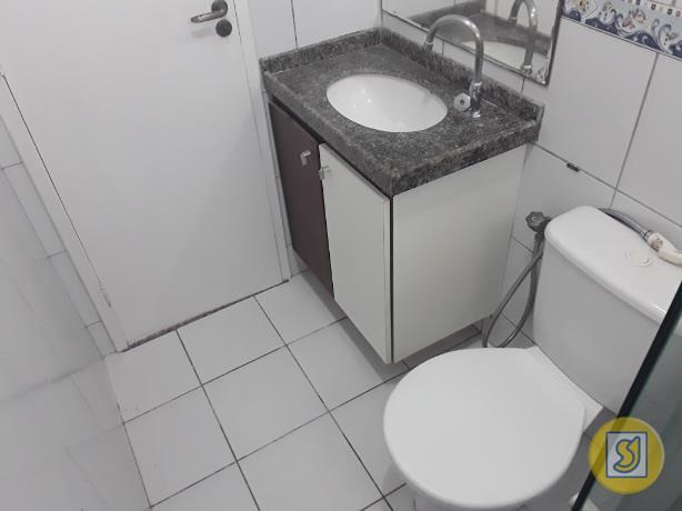 Apartamento para alugar com 2 dormitórios em Alagadiço novo, Fortaleza cod:49627 - Foto 12