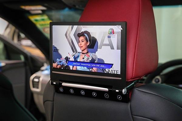 Monitor Encosto Cabeça Veicular 9 Polegadas