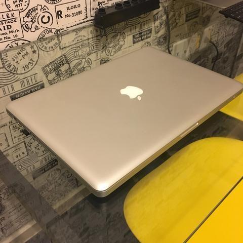 MacBook Pro 15 i7 SSD 240G