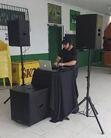 DJ aniversários e 15 anos