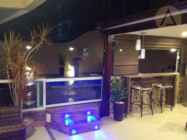 Apartamento à venda, 200 m² por r$ 790.000 - costazul - rio das ostras/rj - Foto 3