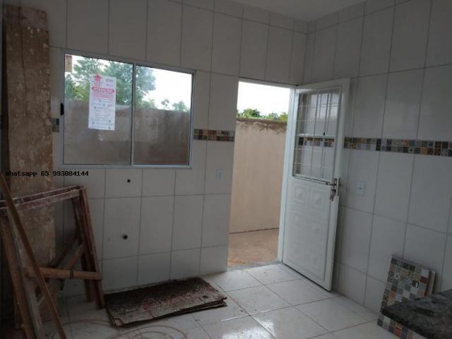 Casa para venda em várzea grande, canelas, 2 dormitórios, 1 banheiro, 2 vagas - Foto 12