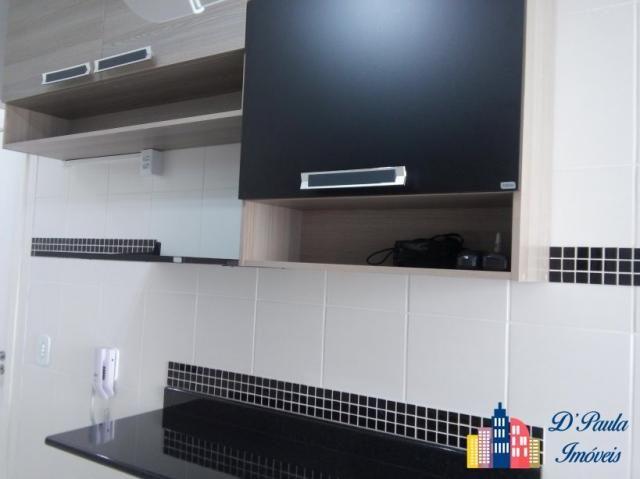 AP00414 - Ótimo Apartamento no Condomínio Residencial Marselha. - Foto 3