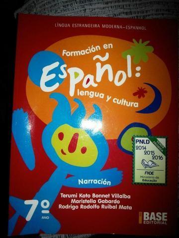 Formacion Espanol Lengua Y Cultura 9 Ano Base Com Cd