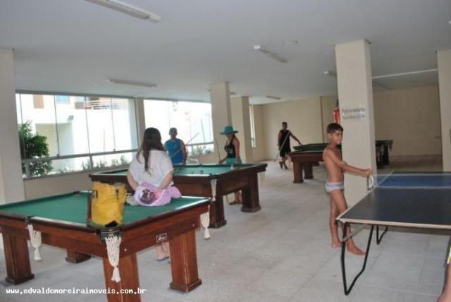 Apartamento 3 quartos para temporada em caldas novas, royal park, 3 dormitórios, 1 suíte, - Foto 10