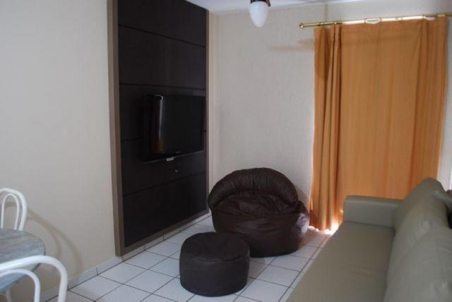 Apartamento 1 quarto para temporada em caldas novas, aguas da fonte, 1 dormitório, 1 banhe - Foto 11