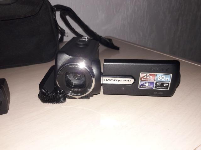 Filmadora Sony Full HD 50x - Foto 2
