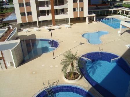 Apartamento 3 quartos para temporada em caldas novas, promenade, 3 dormitórios, 1 suíte, 1 - Foto 4