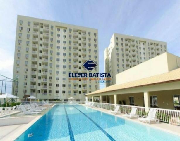 DWC - Apartamento Veredas Buritis 2 Quartos c/ suite Colinas de Laranjeiras - ES