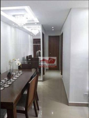 Apartamento com 2 dormitórios à venda, 60 m² por R$ 330.000 - Mooca - São Paulo/SP