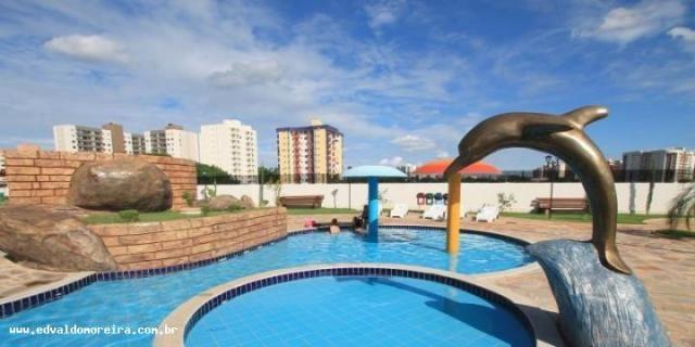 Apartamento 3 quartos para temporada em caldas novas, golden dolphin supreme, 3 dormitório - Foto 11