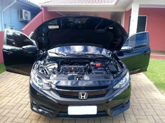 Excelente! Honda Civic Sport CVT 2017 Completo - Foto 6