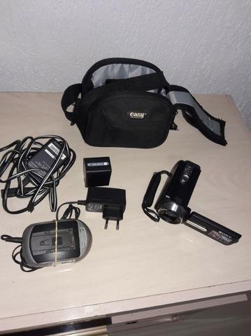 Filmadora Sony Full HD 50x - Foto 5
