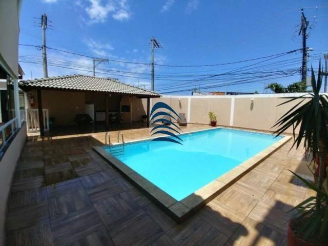 Casa de condomínio à venda com 3 dormitórios em Stella maris, Salvador cod:NL1053G - Foto 12
