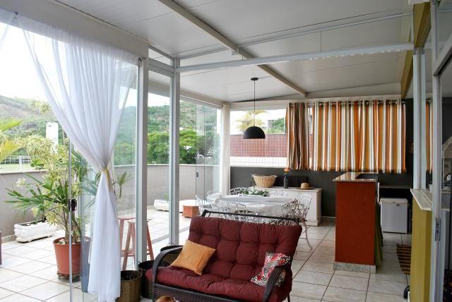 Cobertura à venda, 3 quartos, 2 vagas, buritis - belo horizonte/mg - Foto 16