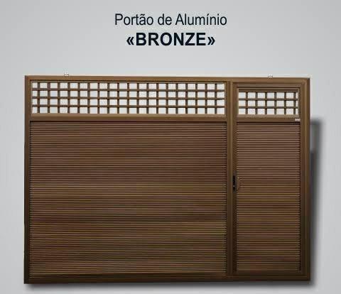 Portões de alumínio de todos os modelos - Foto 4