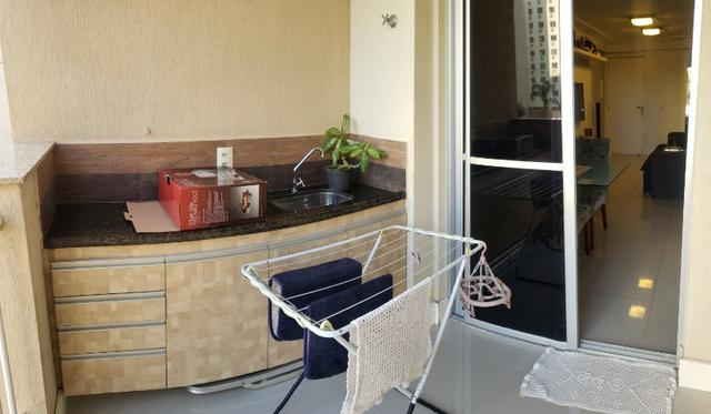 2 quartos c/ suíte montado e decorado - Colinas de Laranjeiras - Foto 14