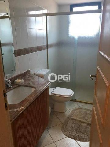 Cobertura com 5 dormitórios para alugar, 371 m² por r$ 5.000/mês - vila seixas - ribeirão  - Foto 14