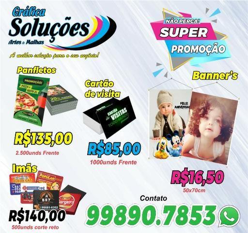 Gráfica Soluções Artes & Malhas - Foto 2
