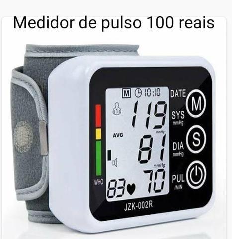 Medidor de pulso