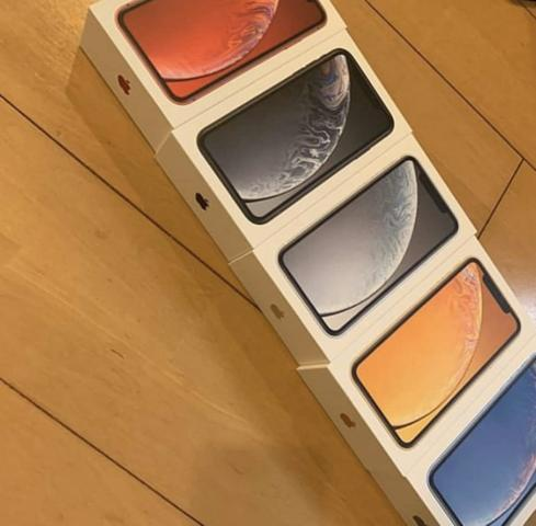IPhone XR novo - Lacrado pronta entrega