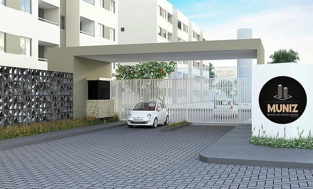 RS Apartamento, Candeias, Jaboatão, 2 quartos com Suíte, Varanda, Entrada Facilitada - Foto 4