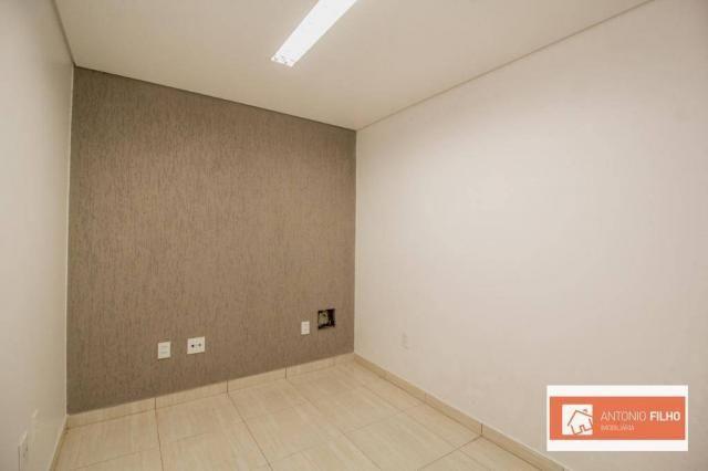 Casa com 2 dormitórios para alugar por R$ 1.600/mês - Setor Habitacional Arniqueiras - Águ - Foto 17