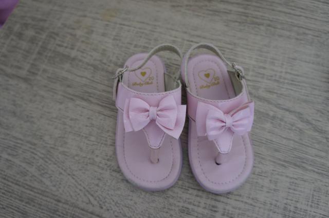 Sapato/sandália infantil