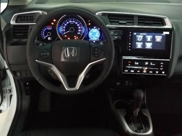 Honda Fit EXL 1.5 CVT - Zero Km - Mod 2020 - Foto 16