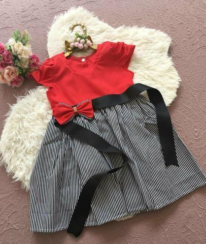 Vestido/conjunto infantil - Foto 3
