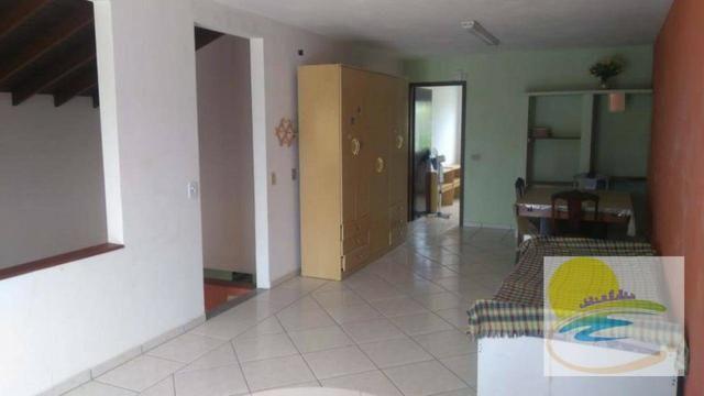 Casa com 4 dormitórios para alugar, 100 m² por R$ 600/dia - Itapema do Sai - Itapoá/SC - Foto 19