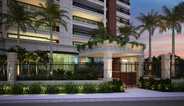Campobelo, Apartamento no Cocó com 220mts, cozinha e varanda gourmet - Foto 14