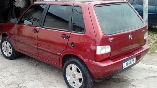 Fiat uno 2005 AR e alarme só - Foto 3