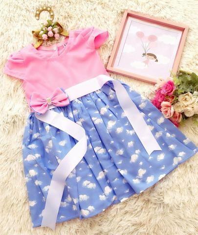 Vestido/conjunto infantil - Foto 5