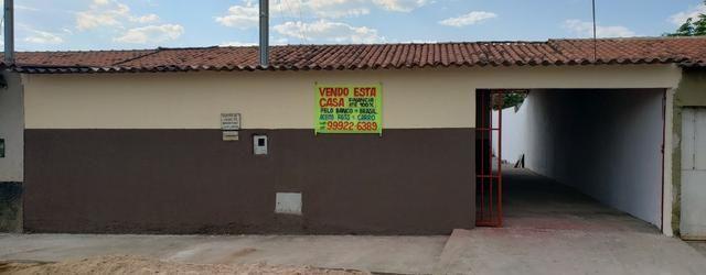 Financie Até 100% Esta Linda Casa Individual No Lote Enorme de 250m² Com 130m² Construídos