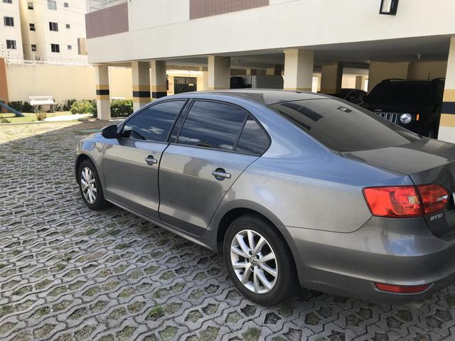 Jetta confortline 2014 Flex 2.0 AT - Foto 2