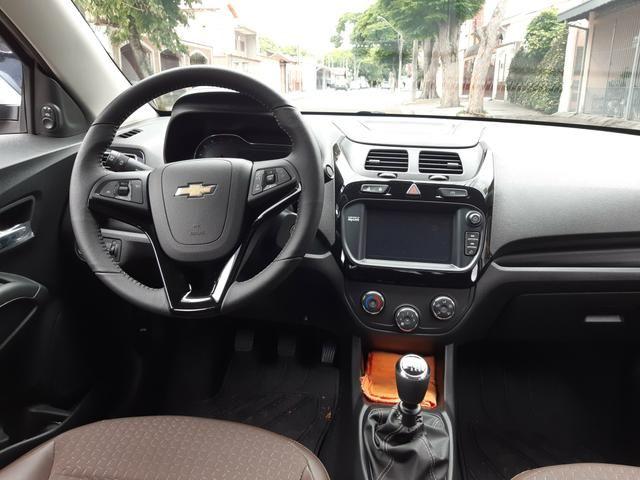 Chevrolet cobalt ltz 1.8 flex manual 2019 - Foto 7