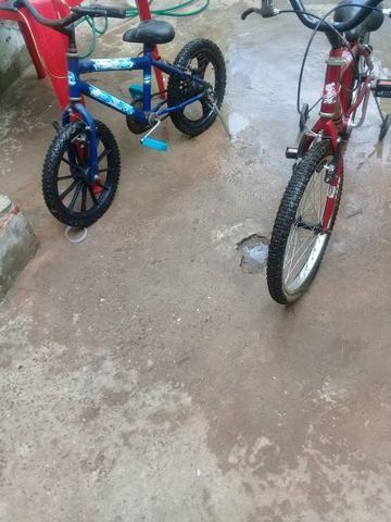 Vendo 2 bicicletas não entrego - Foto 3