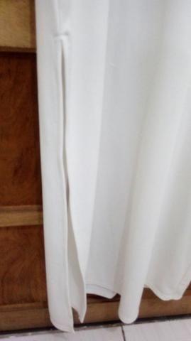 07196c168c5f Brechó da tia! Vestido branco de festa - Roupas e calçados - Bela ...