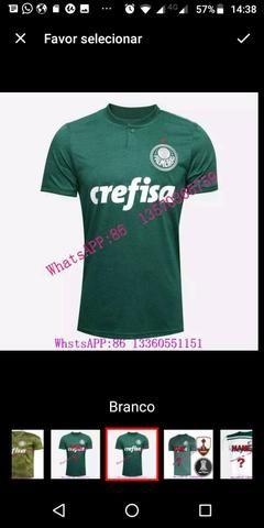 Camisa oficial de times de futebol personalizada - Roupas e calçados ... 3dcf5a71f226c
