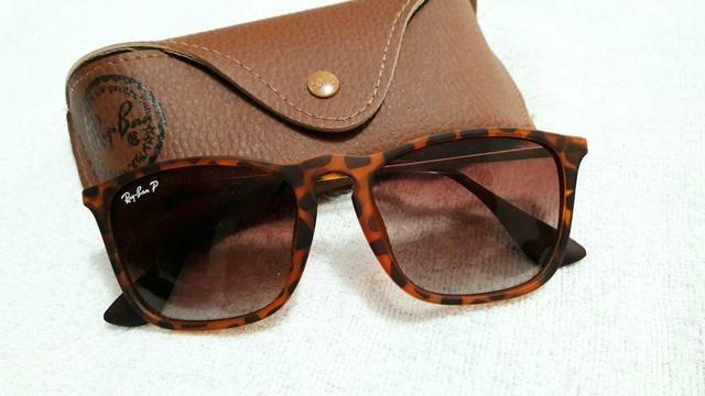 e5fc02c168565 Óculos rayban junto com estojo - Bijouterias, relógios e acessórios ...
