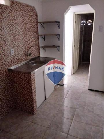 Casa com 2 dormitórios para alugar, 55 m² por R$ 780,00/mês - Cidade 2000 - Fortaleza/CE - Foto 11
