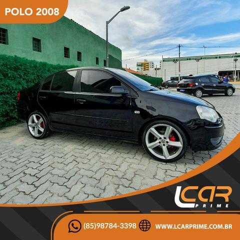 Polo 2008/ Completo/ Exclusivo/ Couro/ Multimídia - Foto 3