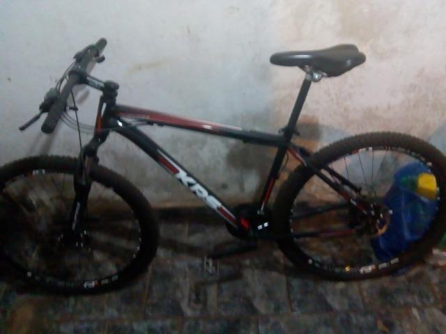 Bicicleta aro 29 zerada