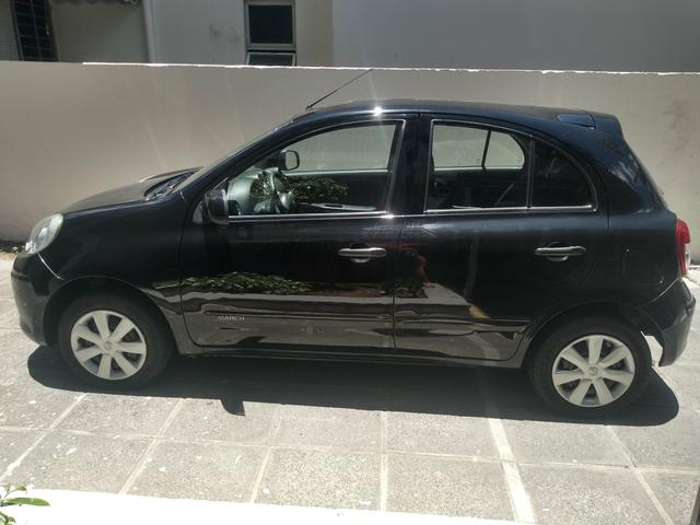 Nissan March 1.0 , carro extra!!!! - Foto 3