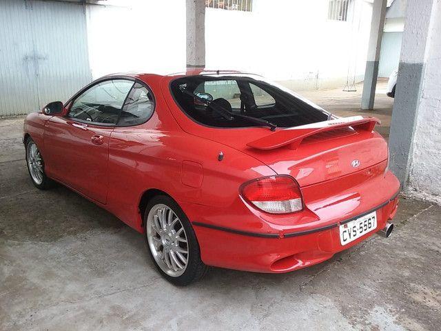 Hyundai Coupê FX 2.0 16V 2000 eclipse Calibra Audi BMW alfa - Foto 4