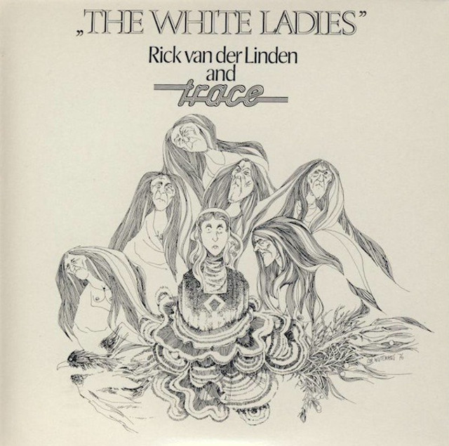Rick Van Der Linden And Trace - The White Ladies - Foto 2